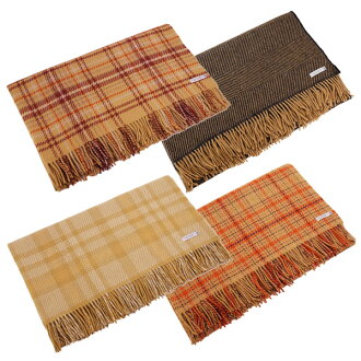 ロキャロン 2075A [4 colors] blanket LOCHCARRON