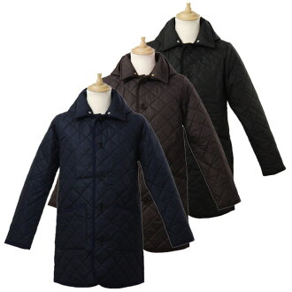 MACKINTOSH (Macintosh ) mens quilted coat 7166 WAVERLY LONG MACKINTOSH Macchi's and was shugo McIntosh