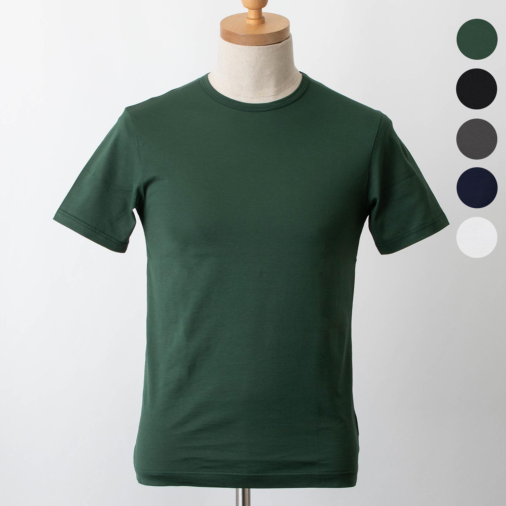 サンスペル SUNSPEL メンズ クルーネック半袖Tシャツ [全4色] SHORT SLEEVE CREW NECK T SHRIT MTSH0001 Q82