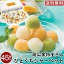 アイスクリーム ギフト 送料無料 【45個入】岡山 果物屋さ...