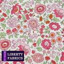 【LIBERTY】リバティファブリック《生地》D'anjo/やさしいピンク系花柄生地/3632265LCE/「liberty12」(10cm単位)