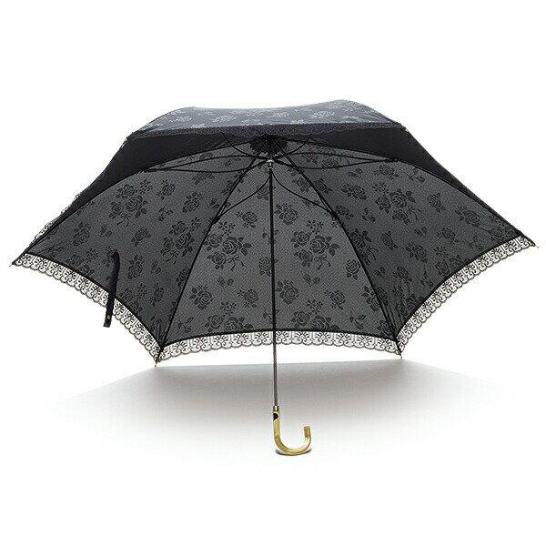 晴雨兼用傘 waterfront 親骨50cm スーパーフライ(オールカーボン)エンボス柄 超軽量98gの傘(全3柄) SHU'S 雨傘 日傘 SFEB-1L50-SH-1T ラッピング不可