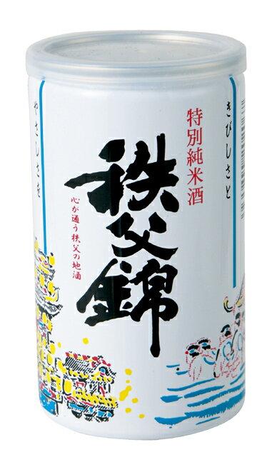 埼玉秩父の地酒【秩父錦】特別純米酒〜アルミ缶1...の紹介画像2