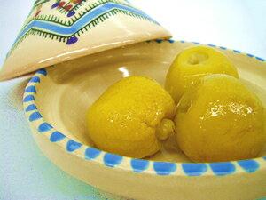 【送料込お買得セット】モロッコ直輸入 レモン塩...の紹介画像3