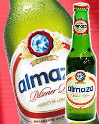 Almaza (Lebanese Beer)
