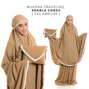 MUKENA TRAVEL SHARLAWOMEN'S MOSLEM WEAR PRAYING WEAR MOSLEM PRAYING CLOTH ムスリム イスラム教 宗教 民族衣装 礼拝 ファッション ..