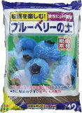 兰莓的土12L4个【情况销售】【】[ブルーベリーの土 12L×4個入ケース【】【代引不可】]