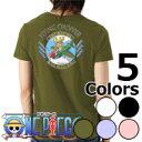 CS-2659 メンズ半袖Tシャツ ヴィンテージ★ワンピース フライングチョッパー Tシャツ onepiece 【楽ギフ_包装】