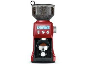 Breville ブレビル コーヒーミル スマートグラインダー レッド BCG820CRNXL 【532P16Jul16】の写真