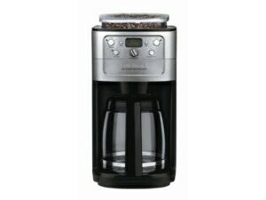 12カップ オートマチック コーヒーメーカー  ガラスジャー タイプ クイジナート Cuisinart 送料無料 【532P16Jul16】