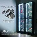 地球家具 コレクションラック DIO ディオ 対応 オプション品 LED 単品 ( LEDのみ)【newyear_d19】