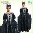 白雪姫 コスチューム コスプレ 衣装 白雪姫 デラックス 女王ラヴェンナ 女性 大人用 コスチューム・衣装