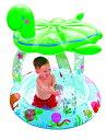 シータートルシェードベビープール 57119【INTEX baby pools クレジットOK!】インテックス プール 水遊び