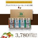 お歳暮 グルメクラスコーヒーセット GC-35R ギフト/送料無料/贈答/熨斗【お歳暮】【バレ