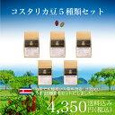 コスタリカ豆5種類セット(珈琲 珈琲豆 コーヒー コーヒー豆 サードウェーブコーヒー