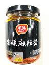美楽 麻辣醤 辛口味噌 富順麻辣醤 中華調味料 中華食材 中華物産 中国産 220g クール便との同梱はできませんのでご注意下さい