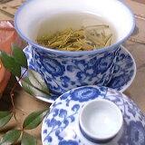 绿湖Meizen螺旋弹簧绿茶[30克][緑茶【明前太湖碧螺春】30g]
