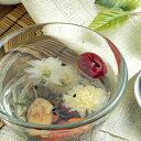 白八宝茶5包 八宝茶 はっぽう茶 クコの実・ナツメ・菊花入りの八宝茶 花茶