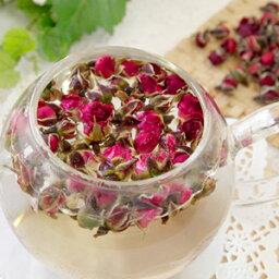ロイヤルローズティー 薔薇茶 ハーブ ハーブティー ノンカフェイン カフェインレス ばら茶 花 ドライフラワー 1000円ポッキリ プチギフト プチプレゼント