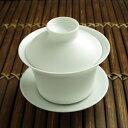 茶器蓋碗 白磁 風清堂 sale