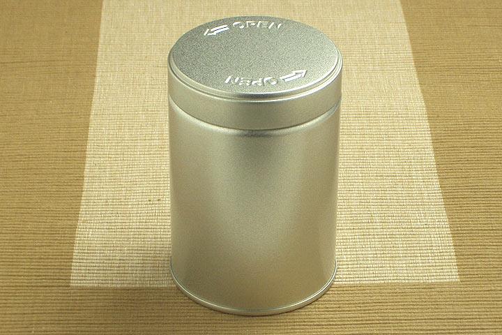 茶缶 スクリュー缶・小