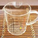 耐熱ガラス計量カップ 500ml 電子レンジ対応 メジャーカップ 直火OK