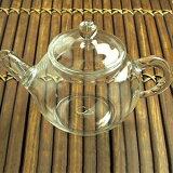 ★ガラス【ポット・小】 ティーポット 中国茶器 ガラス茶器 急須 耐熱ガラス 紅茶 花茶 中国茶 茶器 セット