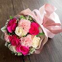 ソープフラワー 花束 フレグランスソープ