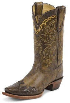 Tony Lama Tony Lama ladies ' bark Santa Fe VF6004