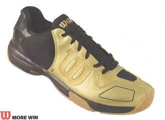 威爾遜羽球鞋鈴紡績品馬特金WRS318500U男女兼用男女兩用威爾遜WILSON 2014年型號