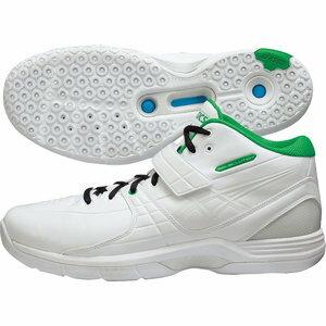 專用積體電路 snuggels 離合器白色白色 TBF312 0101 x 50%的折扣! 籃子球鞋子 bash 籃球鞋男士皮帶 ASIC 2014 夏季模型。