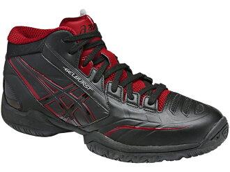ASIC 格柏 St RS 3 (GELBURST RS 3) 黑 / 紅 TBF319-9023 50%的折扣! 籃球籃球籃球鞋 ASICS 2015 秋天冬天模型重要的是 5。
