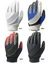 アシックス 〈ゴールドステージ〉守備用手袋(片手)BEG151 野球 ベースボール 守備手袋 2015年春夏モデル