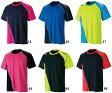 【お買い得在庫品】ミズノ Tシャツ62MA5081 40%OFF!バドミントン テニス シャツ 半袖 メンズ ユニセックス 男女兼用 MIZUNO 2015年春夏モデル ゆうパケット対応