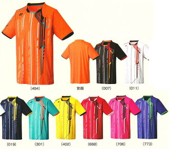 12098 Yonex men's shirt (standard size) 25% Badminton tennis wear shirts short sleeve mens unisex unisex YONEX 2015 spring summer models.