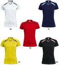ウンドウ ウィメンズバレーボールシャツP-1620 バレーボール Tシャツ プラクティスシャツ 練習着 半袖 レディース 女性用 wundou 2015年モデル ゆうパケット対応