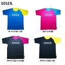 【在庫品】 ゴーセン 2015年春企画限定Tシャツ プラクティス J15P02 ユニセックス ゴーセンTシャツ バドミントン テニス ソフトテニス