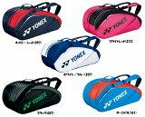 ヨネックス ラケットバッグ6(リュック付)<テニス6本用>BAG1632R バドミントン ラケットスポーツバッグ 収納YONEX 2016年春夏モデル