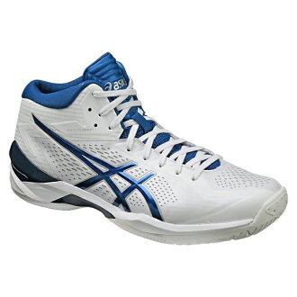 專用積體電路 GELBURST 20 gelburst 20 x 皇家藍 TBF329-0142年籃球鞋 bash 籃子籃球隊 ASIC 在 2016 年,白春/夏