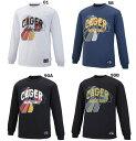 アシックスプリント長袖Tシャツ Tシャツ XB6624バスケットボール ウエア 練習着 長袖Tシャツ メンズ ユニセックス 男女兼用ASICS 2017AW ゆうパケット(メール便)対応