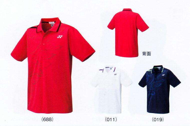 【在庫品】 ヨネックス ユニ ポロシャツ10152 バドミントン テニス半袖 ユニセックス YONEX 2015AW ゆうパケット対応