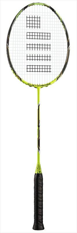 ゴーセンカスタムエッジ バージョン2.0 タイプ エスBRCE2TS当店指定ガットでのガット張り無料バドミントン ラケット GOSEN 2015年春夏モデル 送料無料
