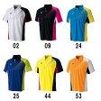 ミズノゲームシャツ 62JA6012JRバドミントン テニス ウエア 半袖 ジュニア子供用MIZUNO 2016年春夏モデル ゆうパケット対応