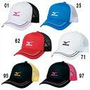 ミズノキャップ62JW5200テニス 帽子 メッシュ ユニセックス 男女兼用 mizuno
