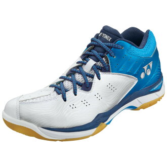 YONEX[優乃克]羽球鞋《POWER CUSHION COMFORTWIDEMID》功率靠墊舒服寬大的中間(SHBCFWM)25%OFF