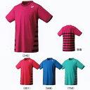 【在庫品】 ヨネックスUNI シャツ10166トーナメントスタイル テニス ウエア メンズ ユニセックスゲームシャツ ユニフォーム YONEX 2017年春夏モデルゆうパケット(メール便)対応