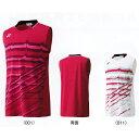 【在庫品】 ヨネックスMEN ノースリーブシャツ10170Yトーナメントスタイル バドミントン テニス ウエアメンズ ユニセ…