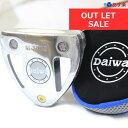 ダイワ M3000 ゴルフ パター ネオマレット型 在庫限り...
