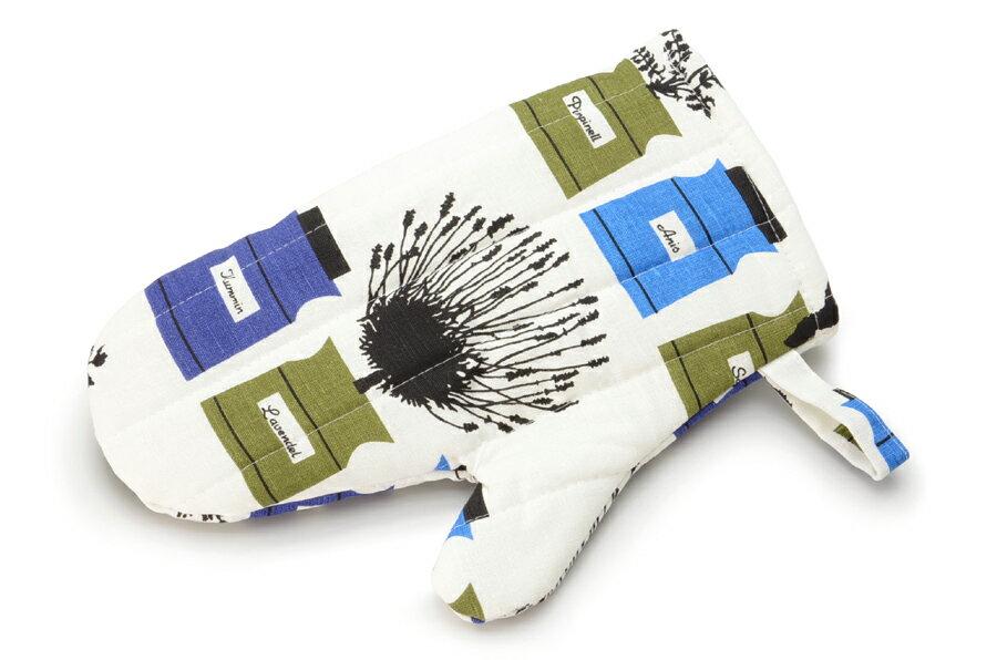 almedahlsアルメダールス オーブンミトン ハーブポット【北欧雑貨 鍋つかみ キッチン雑貨 スウェーデン ファブリック コットン】