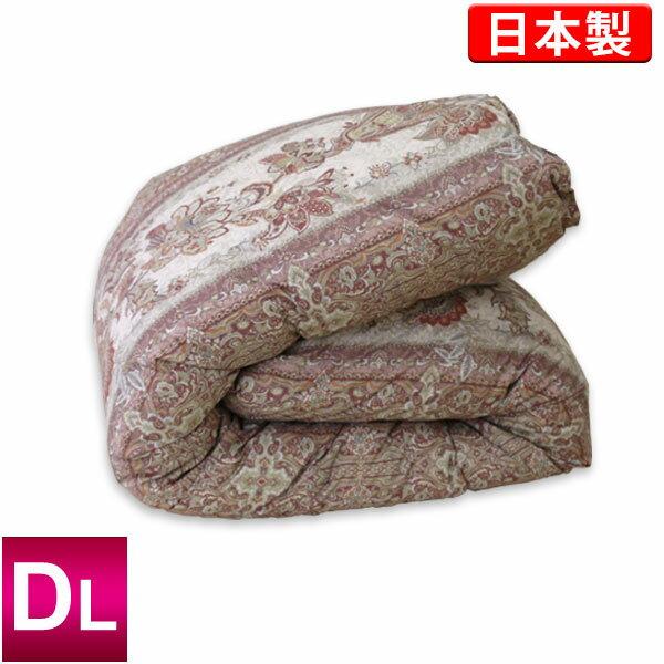羽毛布団(ユーラシア産ホワイトダックダウン50%)ダブルロング